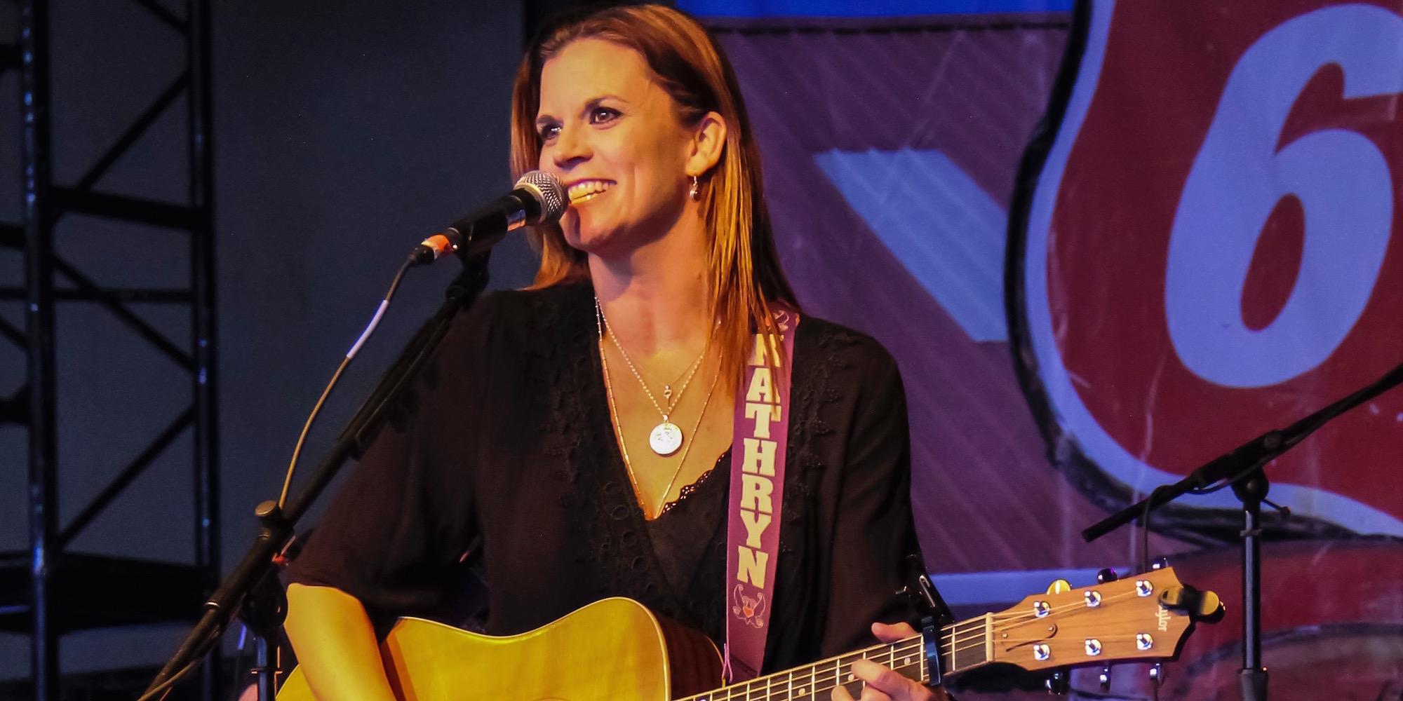 Kathryn Cloward at the San Diego County Fair