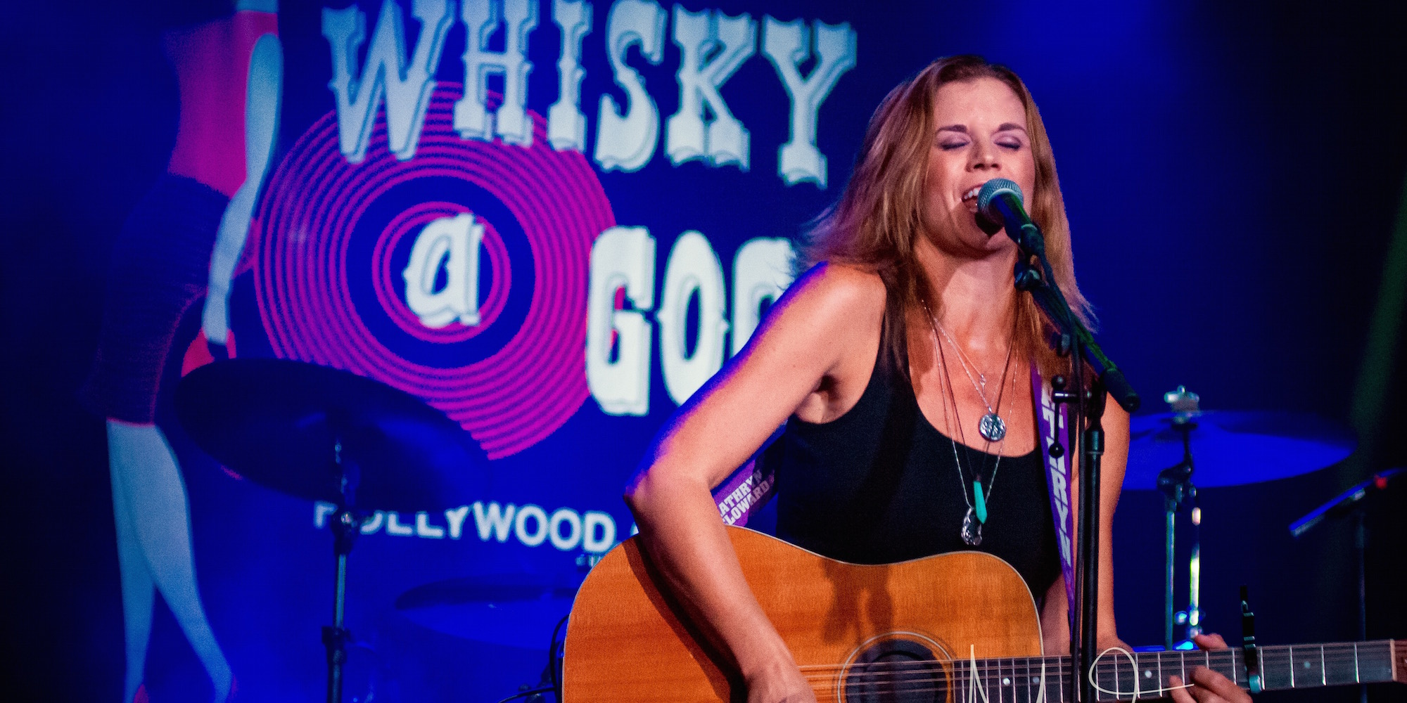 Kathryn Cloward Band at The Whisky A Go Go 9.13.2017 2000 x 1000