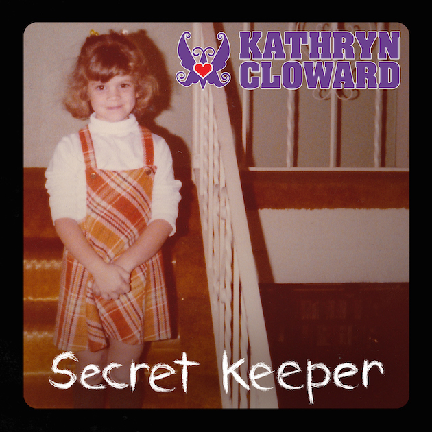 Secret Keeper music album by Kathryn Cloward
