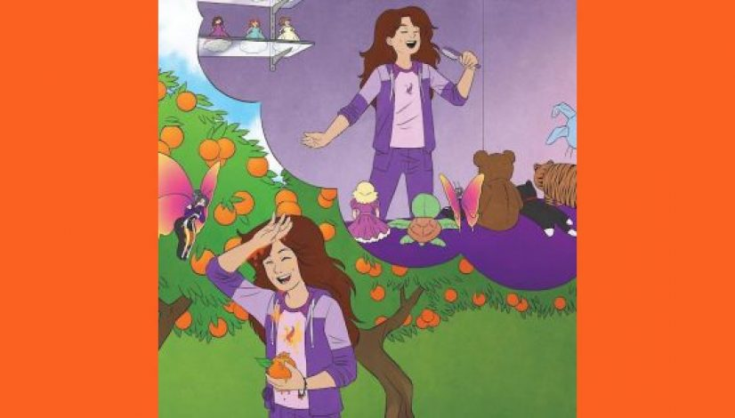 Orange is the Sacral Chakra Color - Kathryn Cloward   Kathryn the Grape