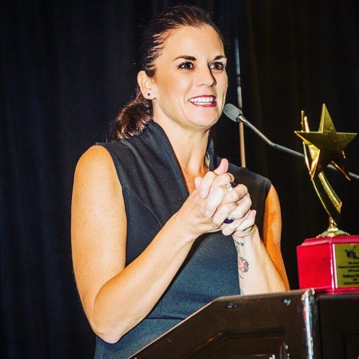 Kathryn Cloward Women in Leadership Award Acceptance Speech