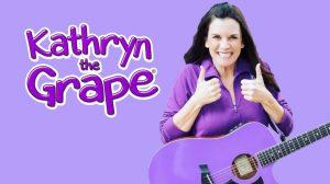 Kathryn Cloward is Kathryn the Grape