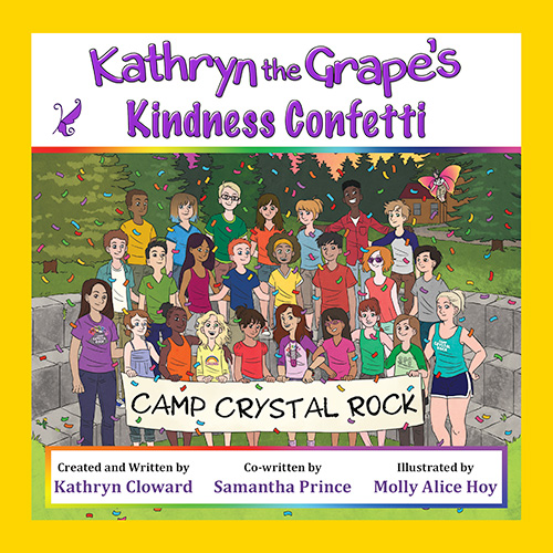 Kathryn the Grape's Kindness Confetti by Kathryn Cloward