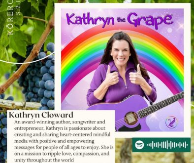 Kathryn Cloward on Ed Acts Global Korero podcast