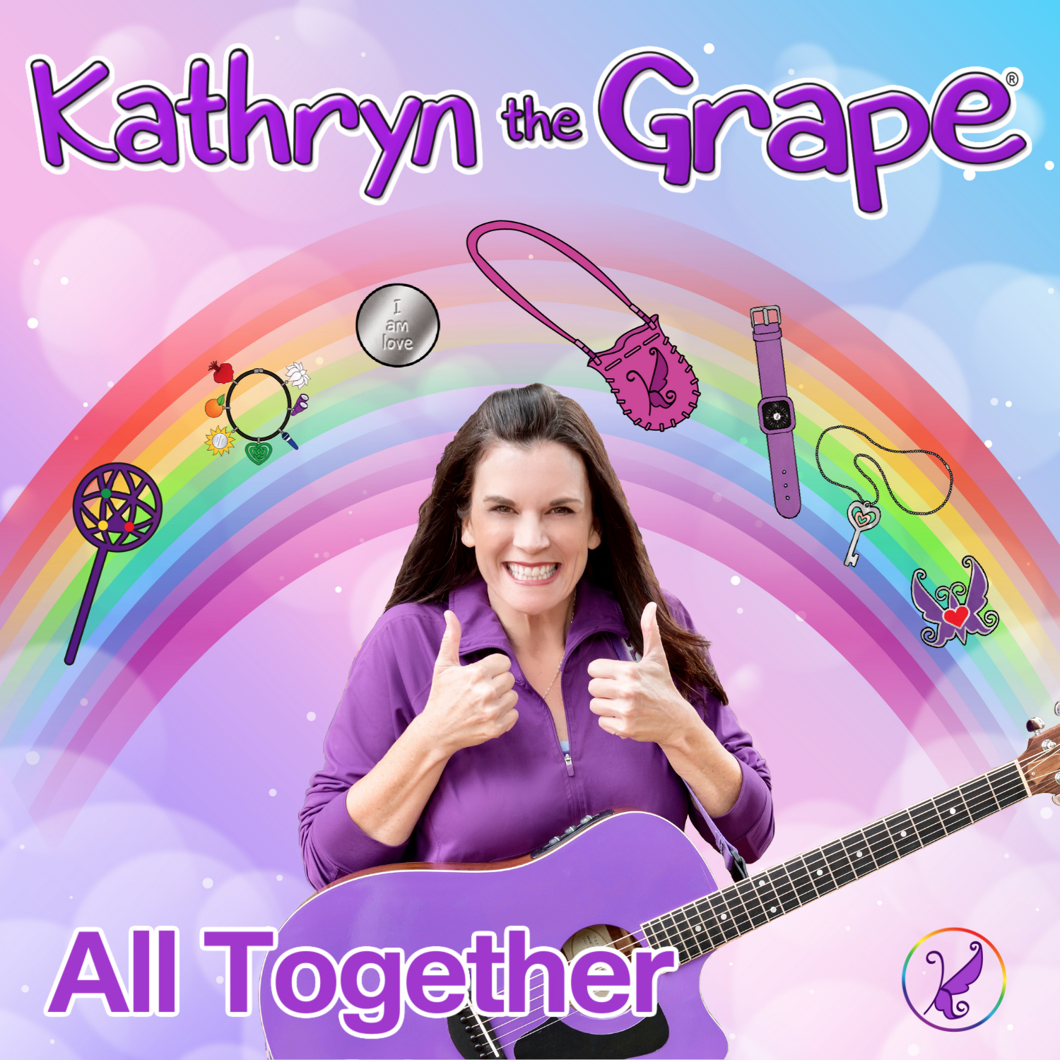 Kathryn the Grape All Together