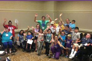 Kathryn Cloward Raising Awareness for Rare Disease with National MPS Society