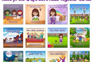 Kathryn the Grape Let's Read Together Series 2021 NAPPA Awards Kathryn Cloward