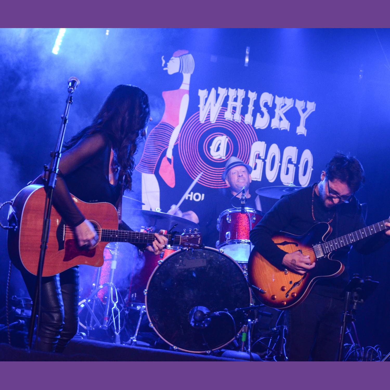 Guitar Girl Magazine Summer 2021 Kathryn Cloward at Whisky A Go Go