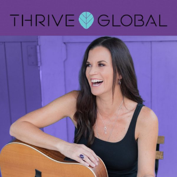 Kathryn Cloward Featured in Thrive Global Authority Magazine