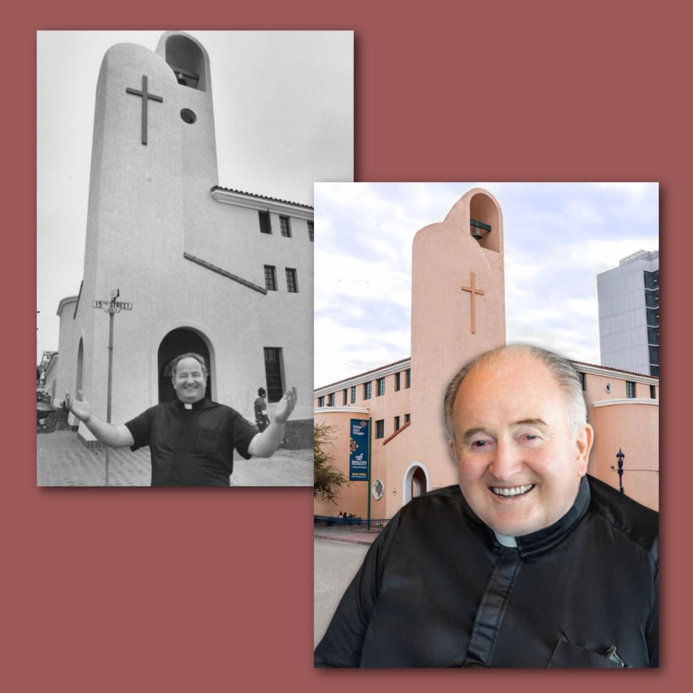 Father Joe Carroll 1 San Diego Humble Hero for Homeless Neighbors in Need